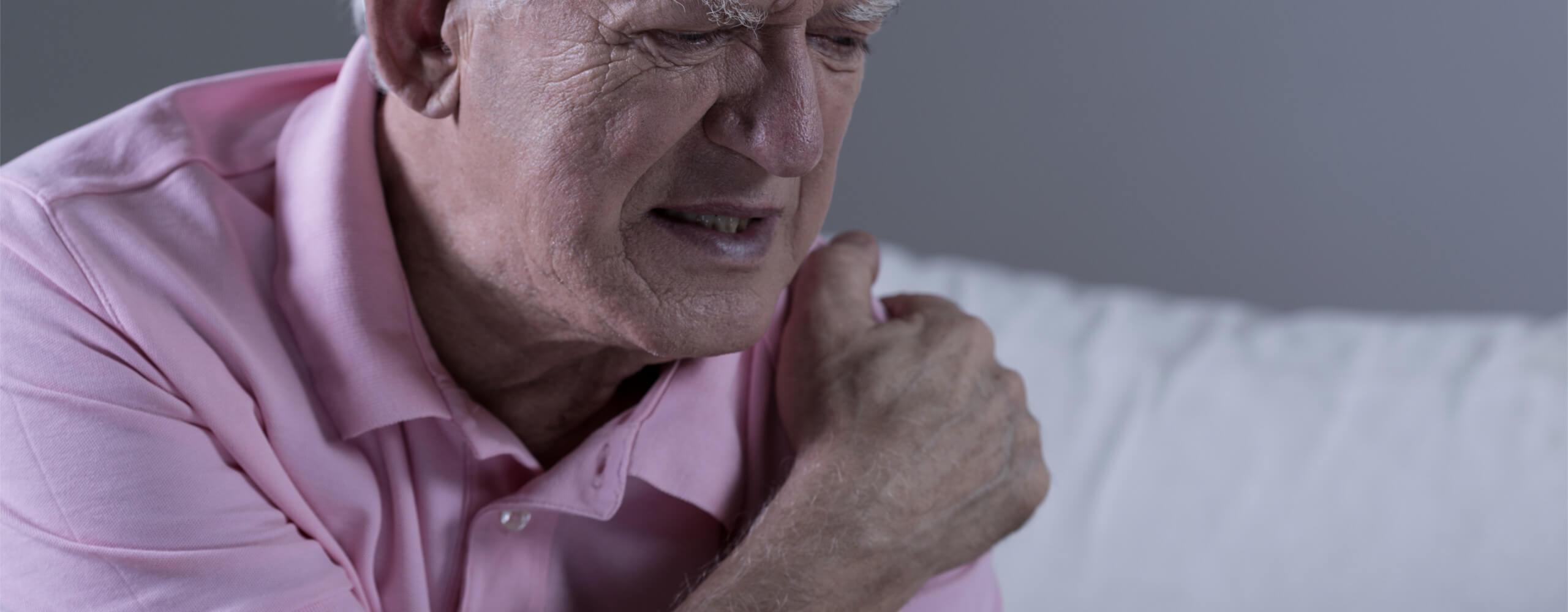 common shoulder pain relief